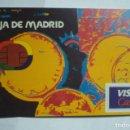 Coleccionismo Calendarios: CALENDARIO FOURNIER CAJA DE MADRID 1998. Lote 165693134