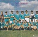 Coleccionismo Calendarios: CALENDARIO FUTBOL 1996. Lote 165810414