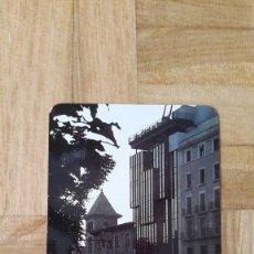 Coleccionismo Calendarios: CALENDARIO NO FOURNIER -- CAIXA D`ESTALVIS DEL PENEDES AÑO 1984 - MBE - VER FOTO ADICIONAL . Lote 165854294