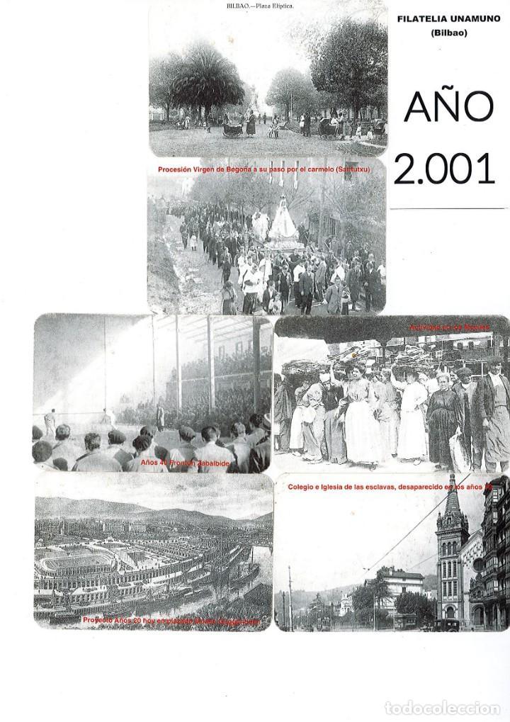 Coleccionismo Calendarios: LOTE DE 78 CALENDARIOS DE BOLSILLO DE LA FILATELIA UNAMUNO desde Año 2000 al 2012 Años Completos - Foto 2 - 166234258