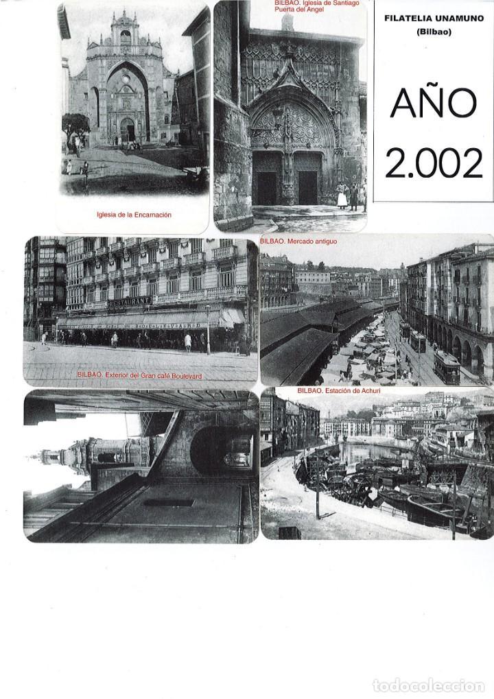 Coleccionismo Calendarios: LOTE DE 78 CALENDARIOS DE BOLSILLO DE LA FILATELIA UNAMUNO desde Año 2000 al 2012 Años Completos - Foto 3 - 166234258