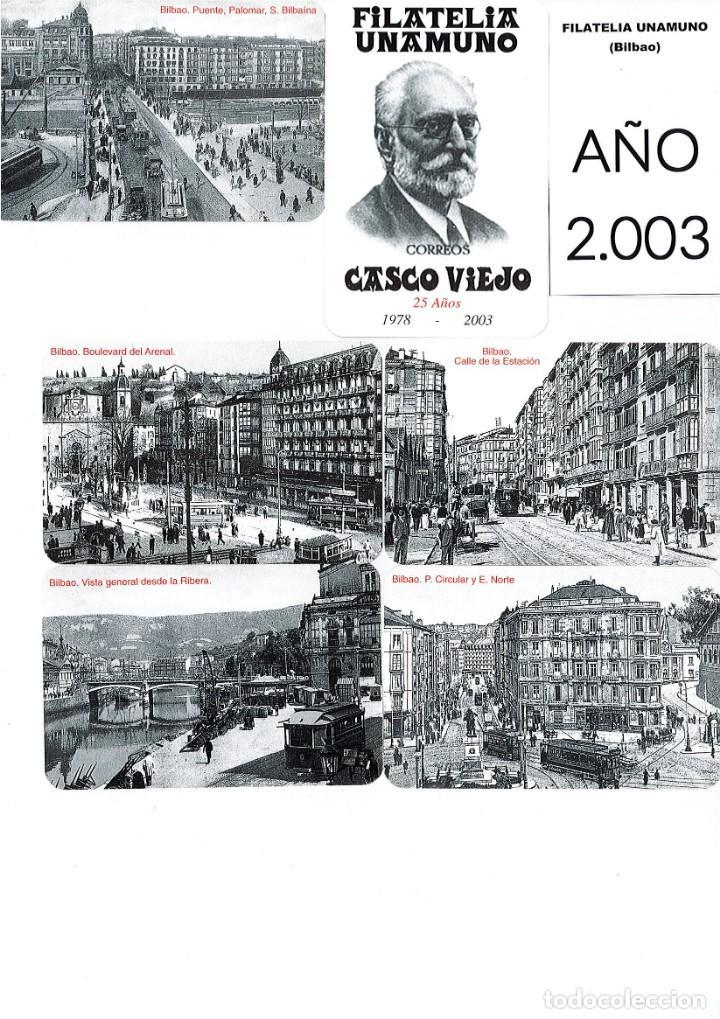 Coleccionismo Calendarios: LOTE DE 78 CALENDARIOS DE BOLSILLO DE LA FILATELIA UNAMUNO desde Año 2000 al 2012 Años Completos - Foto 4 - 166234258