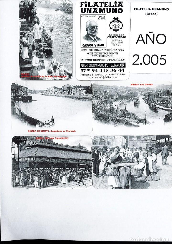 Coleccionismo Calendarios: LOTE DE 78 CALENDARIOS DE BOLSILLO DE LA FILATELIA UNAMUNO desde Año 2000 al 2012 Años Completos - Foto 6 - 166234258