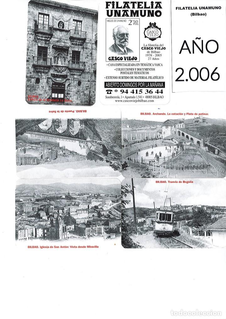 Coleccionismo Calendarios: LOTE DE 78 CALENDARIOS DE BOLSILLO DE LA FILATELIA UNAMUNO desde Año 2000 al 2012 Años Completos - Foto 7 - 166234258