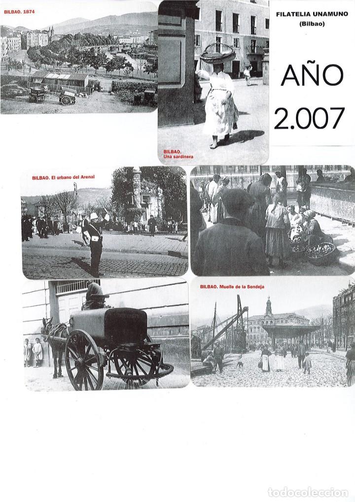 Coleccionismo Calendarios: LOTE DE 78 CALENDARIOS DE BOLSILLO DE LA FILATELIA UNAMUNO desde Año 2000 al 2012 Años Completos - Foto 8 - 166234258