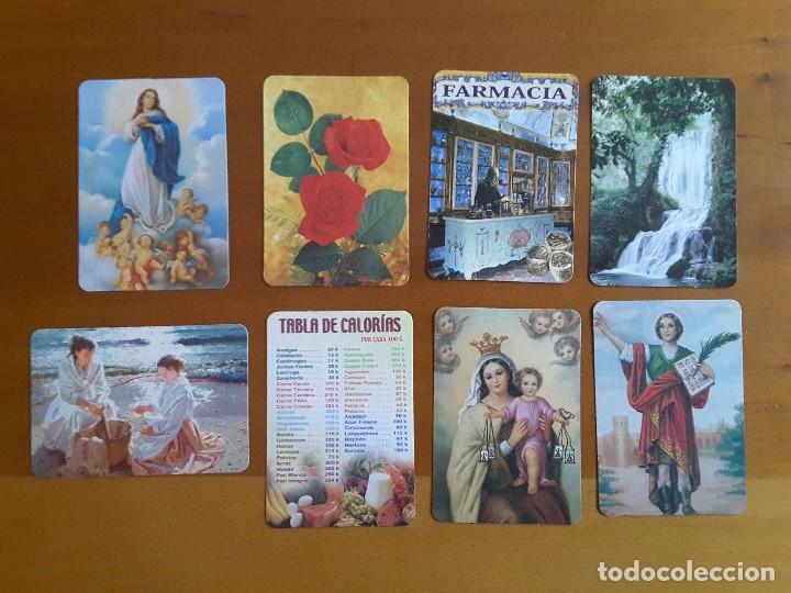 LOTE CALENDARIOS AÑOS 2009 Y 2010 (Coleccionismo - Calendarios)