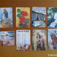 Coleccionismo Calendarios: LOTE CALENDARIOS AÑOS 2009 Y 2010. Lote 166948160