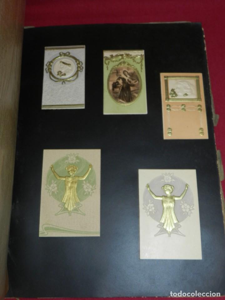 (M21) CATALOGO MUESTRARIO DE PORTADAS DE CALENDARIOS Y ALMANAQUES PRINCIPIOS S.XX (Coleccionismo - Calendarios)