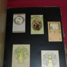 Coleccionismo Calendarios: (M21) CATALOGO MUESTRARIO DE PORTADAS DE CALENDARIOS Y ALMANAQUES PRINCIPIOS S.XX. Lote 167026388