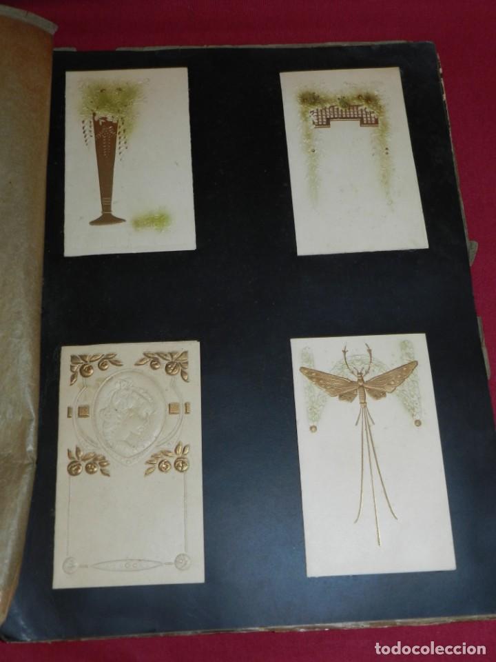 Coleccionismo Calendarios: (M21) CATALOGO MUESTRARIO DE PORTADAS DE CALENDARIOS Y ALMANAQUES PRINCIPIOS S.XX - Foto 2 - 167026388