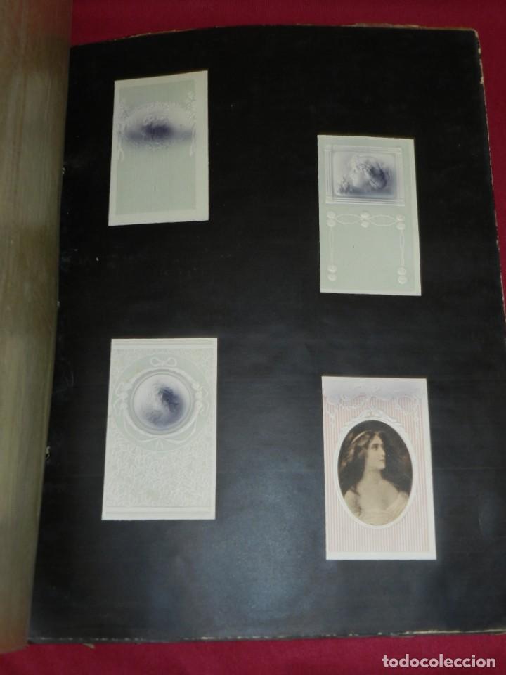 Coleccionismo Calendarios: (M21) CATALOGO MUESTRARIO DE PORTADAS DE CALENDARIOS Y ALMANAQUES PRINCIPIOS S.XX - Foto 4 - 167026388