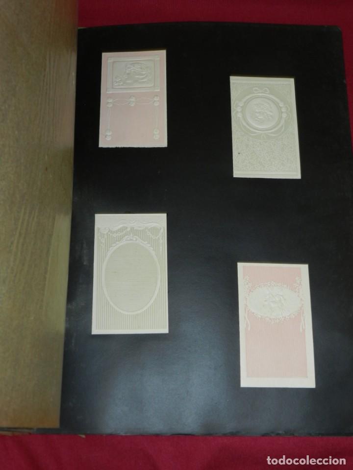 Coleccionismo Calendarios: (M21) CATALOGO MUESTRARIO DE PORTADAS DE CALENDARIOS Y ALMANAQUES PRINCIPIOS S.XX - Foto 5 - 167026388