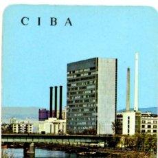 Coleccionismo Calendarios: CALENDARIO 1970 CIBALGINA. Lote 167253132