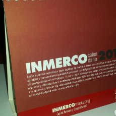 Coleccionismo Calendarios: CALENDARIO SOBREMESA. Lote 167711518