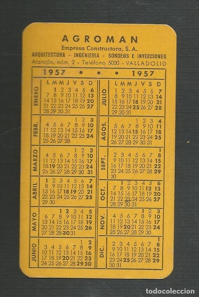 Calendario Del Ano 1957.Calendario Publicidad Agroman Valladolid An Sold At
