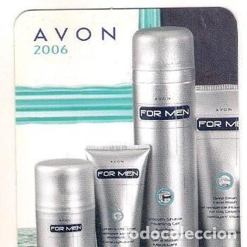 For Men Calendario.45115 Calendario Cosmeticos Avon For Men Ano Sold