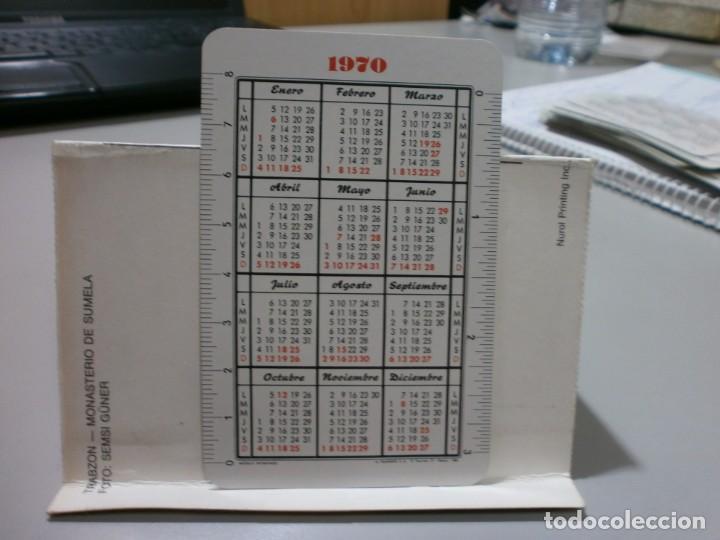 Coleccionismo Calendarios: calendario fournier año 1970 - Foto 2 - 168080908