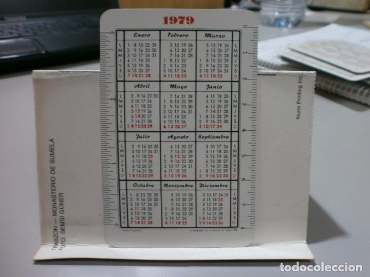 Coleccionismo Calendarios: calendario fournier año 1979 - Foto 2 - 168081432