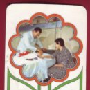 Coleccionismo Calendarios: CALENDARIO PUBLICITARIO DE BOLSILLO - OBRA BENEFICA DEL HOSPITAL SAN JUAN DE DIOS 1977. Lote 168136888