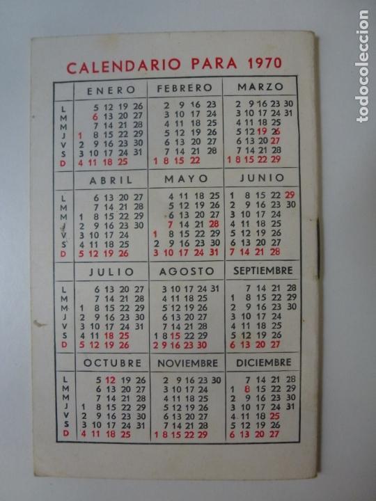 Coleccionismo Calendarios: CALENDARIO TIPO LIBRITO. 1979. ESCRITO. - Foto 2 - 168179344