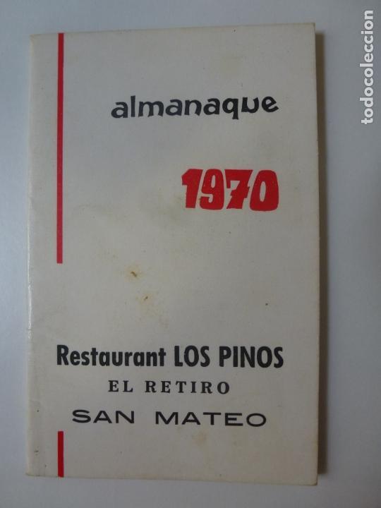 CALENDARIO TIPO LIBRITO. 1979. ESCRITO. (Coleccionismo - Calendarios)