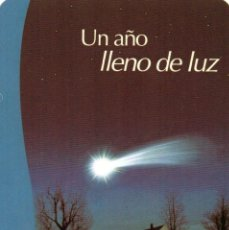 Coleccionismo Calendarios: CALENDARIO DE PUBLICIDAD 1997 IBERDROLA. Lote 168197873