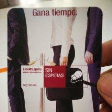 Coleccionismo Calendarios: CALENDARIO CAJA ESPAÑA 2007 LINE ESPAÑA . Lote 168269304
