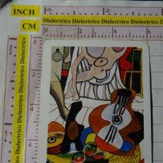 Coleccionismo Calendarios: CALENDARIO DE BOLSILLO FOURNIER. AÑO 1989. CAJA LA GENERAL DE GRANADA. PICASSO. Lote 168312368