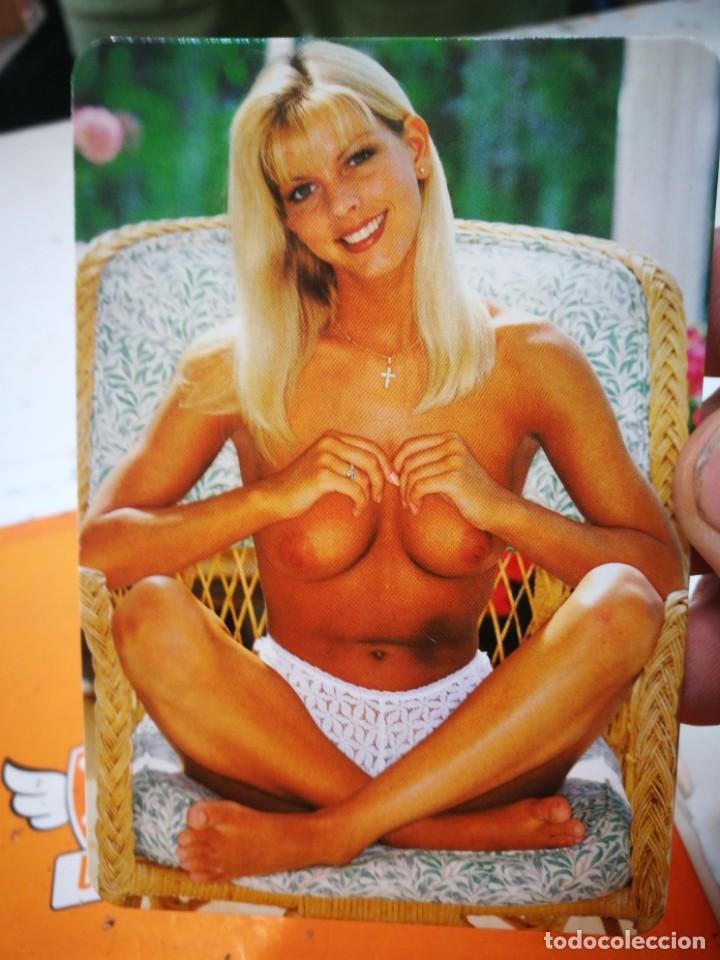 CALENDARIO EROTICO 2000 (Coleccionismo - Calendarios)