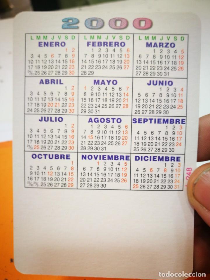Coleccionismo Calendarios: Calendario EROTICO 2000 - Foto 2 - 168342600