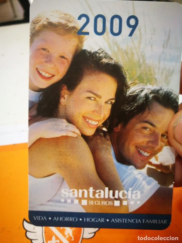 CALENDARIO SANTALUCIA 2009 (Coleccionismo - Calendarios)