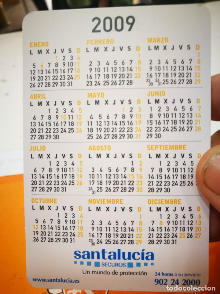 Coleccionismo Calendarios: Calendario SANTALUCIA 2009 - Foto 2 - 168342856