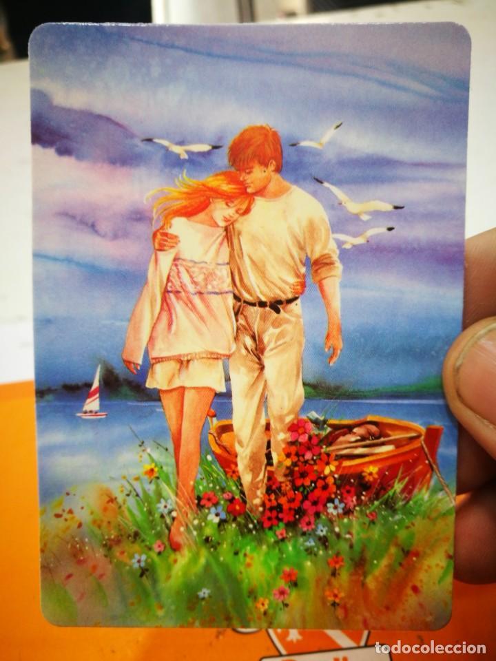 CALENDARIO ROMANTICO 1999 (Coleccionismo - Calendarios)