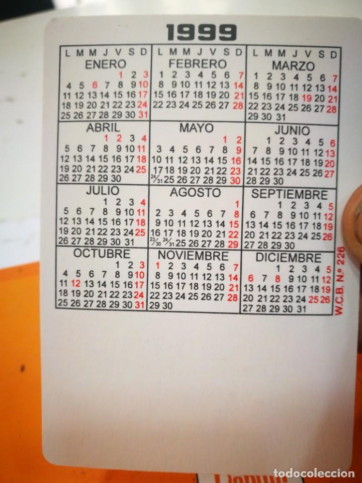 Coleccionismo Calendarios: Calendario ROMANTICO 1999 - Foto 2 - 168343120
