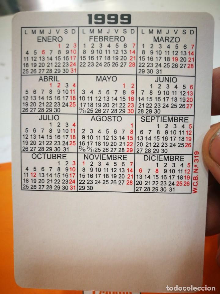 Coleccionismo Calendarios: Calendario PUENTE 1999 - Foto 2 - 168343496
