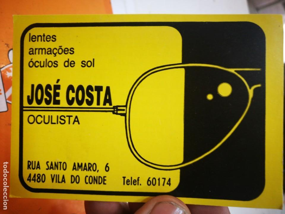 CALENDARIO JOSE COSTA OCULISTA 1983 (Coleccionismo - Calendarios)