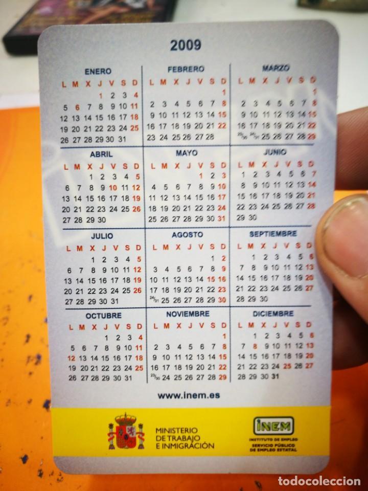 CALENDARIO INEM 2009 (Coleccionismo - Calendarios)