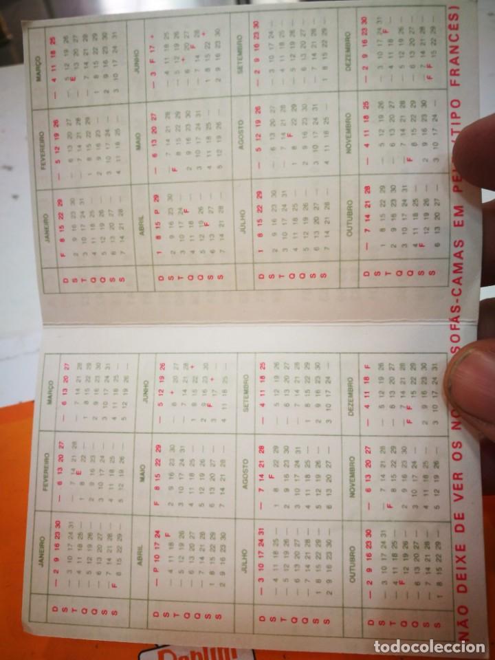 Coleccionismo Calendarios: Calendario MAIUSCULA - Foto 3 - 168344664