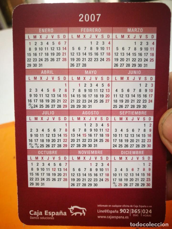 Coleccionismo Calendarios: Calendario LINE@ESPAÑA 2007 - Foto 2 - 168347352