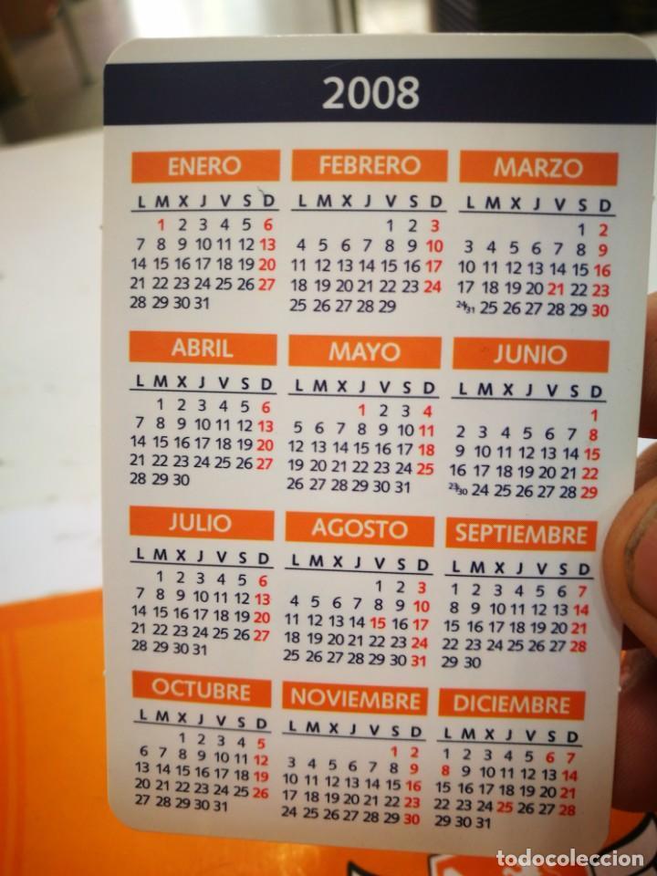 Coleccionismo Calendarios: Calendario SOLRED 2008 - Foto 2 - 168347612