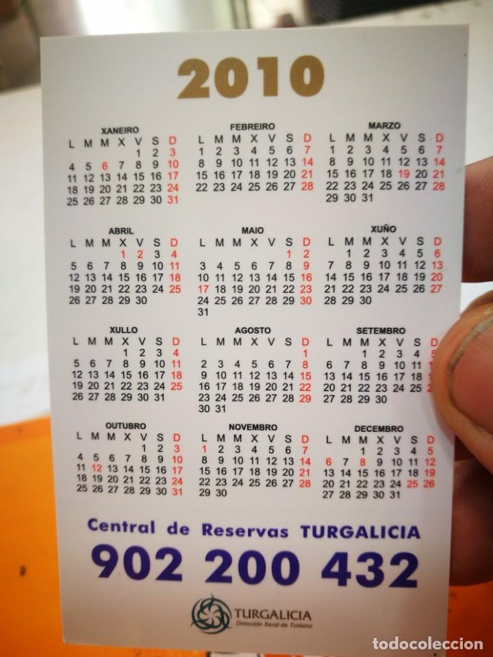 Coleccionismo Calendarios: Calendario AGATUR O MUIÑO DE PENA 2010 - Foto 2 - 168347748