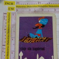 Coleccionismo Calendarios: CALENDARIO DE BOLSILLO FOURNIER. AÑO 1969. BANCO DE BILBAO. Lote 168491452