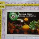 Coleccionismo Calendarios: CALENDARIO DE BOLSILLO FOURNIER. AÑO 1979. BANCO DE BILBAO. Lote 168491828