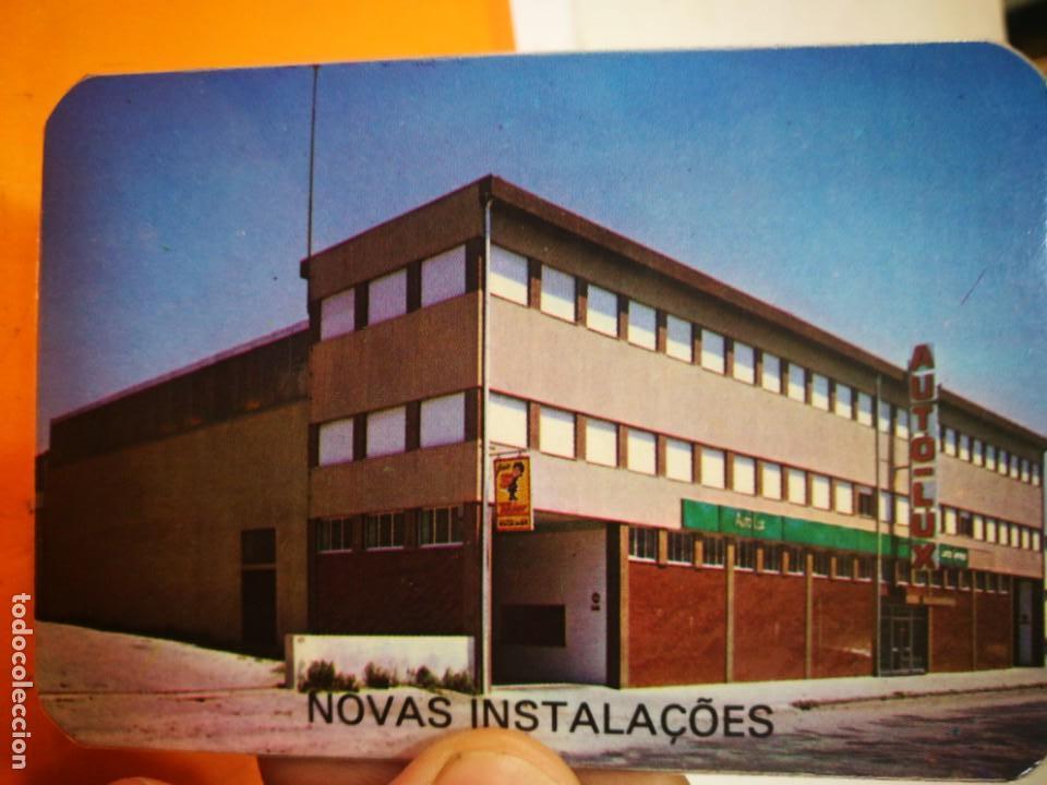 CALENDARIO NIVAS INSTALACOES 1985 (Coleccionismo - Calendarios)