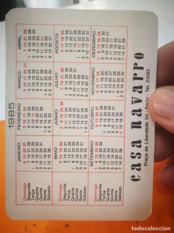 Coleccionismo Calendarios: Calendario NAVARRO SUC.LDA. 1985 - Foto 2 - 168569536