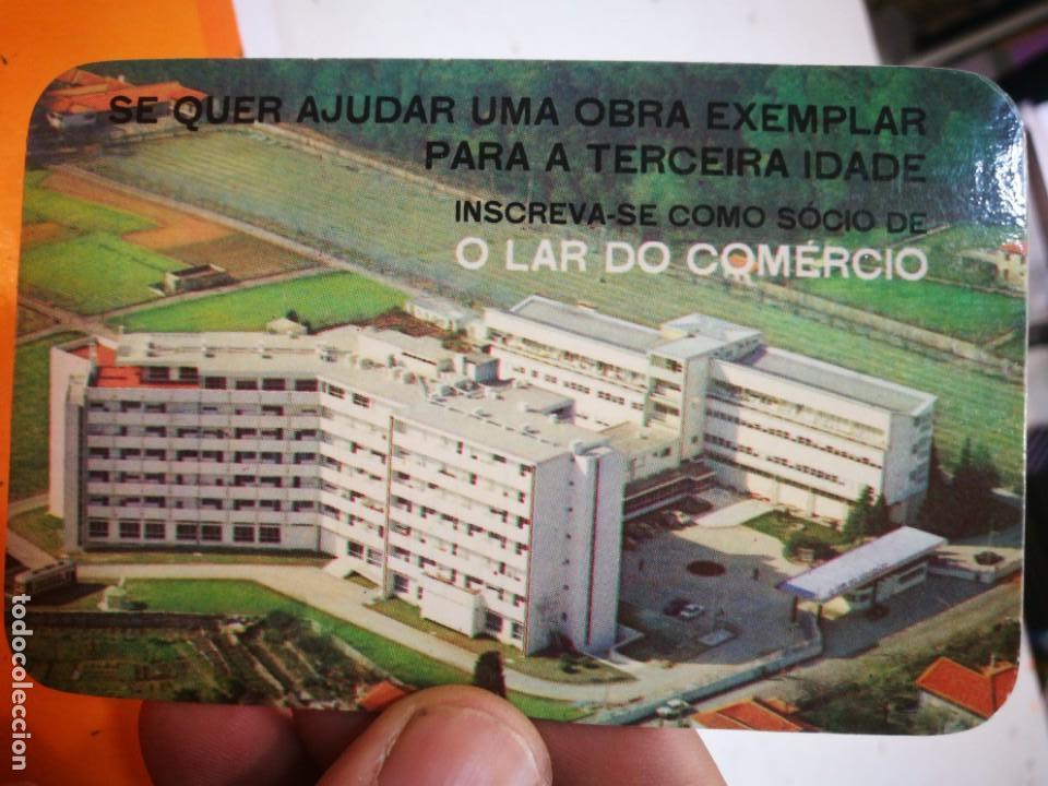 CALENDARIO O LAR DO COMERCIO 1985 (Coleccionismo - Calendarios)