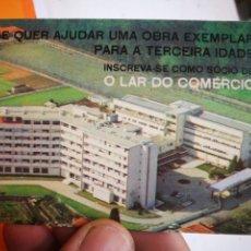 Coleccionismo Calendarios: CALENDARIO O LAR DO COMERCIO 1985. Lote 168681872
