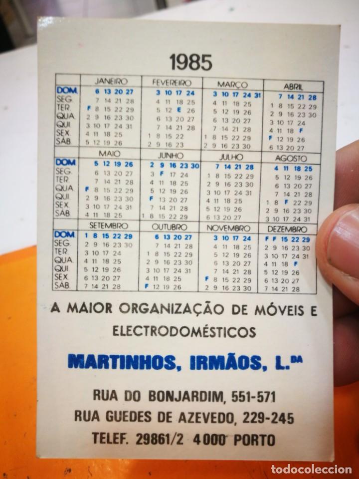 Coleccionismo Calendarios: Calendario ELECTRO POVO 1985 - Foto 2 - 168684632