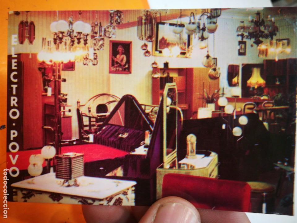 CALENDARIO ELECTRO POVO 1985 (Coleccionismo - Calendarios)