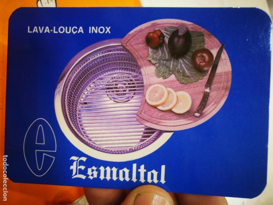 CALENDARIO ESMALTAL 1985 (Coleccionismo - Calendarios)